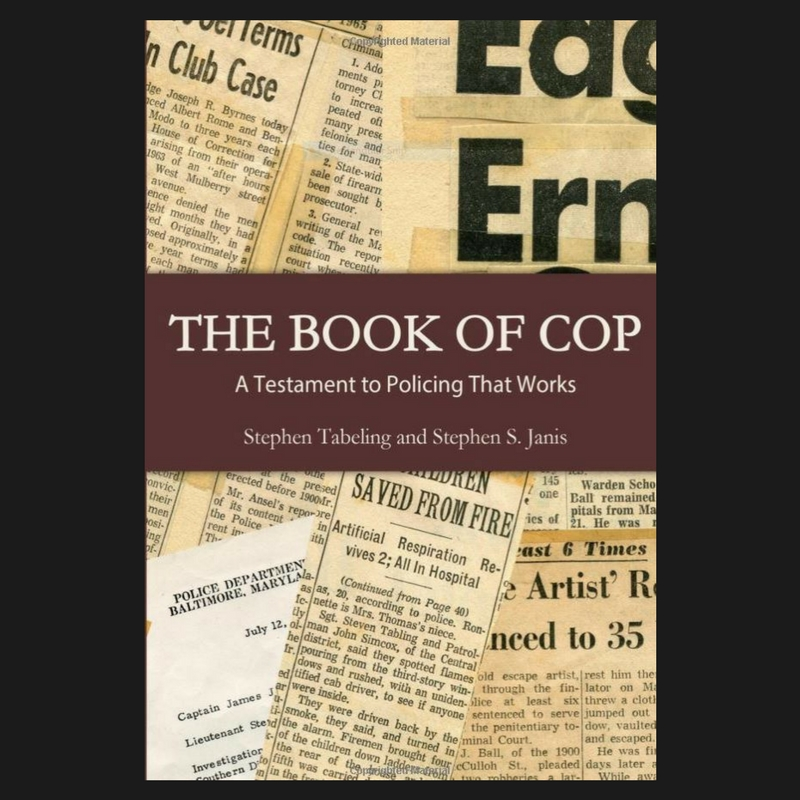 Why Urban Policing Cannot be Reformed: A Talk with Author Stephen Janis