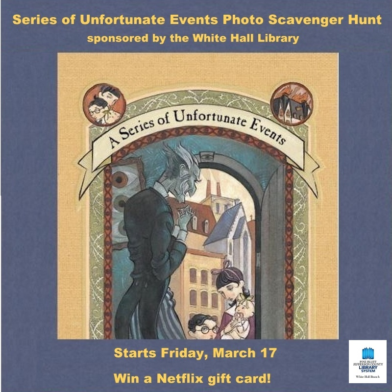 Series of Unfortunate Events Costume Party