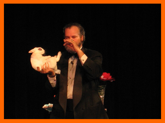 Halloween Magic Show Tickets go on Sale