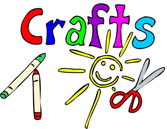 Thursdays Crafts Storytime (for grades K-5th)