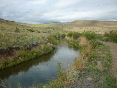 Historic Reno Preservation Society presents  Truckee Meadows Irrigation Ditches