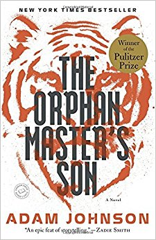 "Washoe Reads: ""The Orphan Master's Son"" by Adam Johnson"