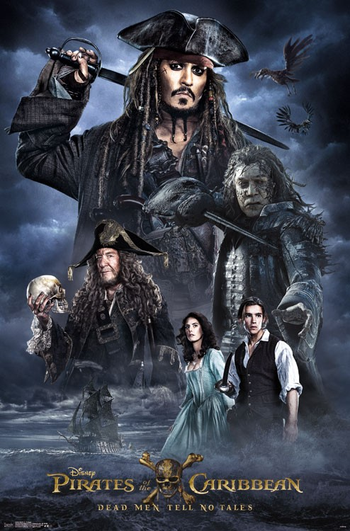 Movie Matinee- Pirates of the Caribbean: Dead Men Tell No Tales