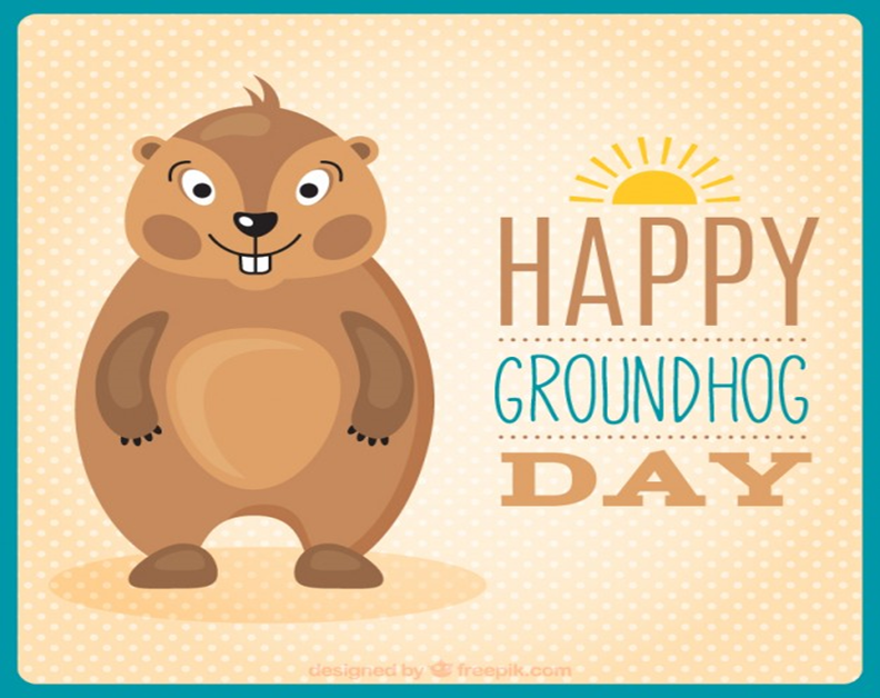 In Celebration of Groundhog Day