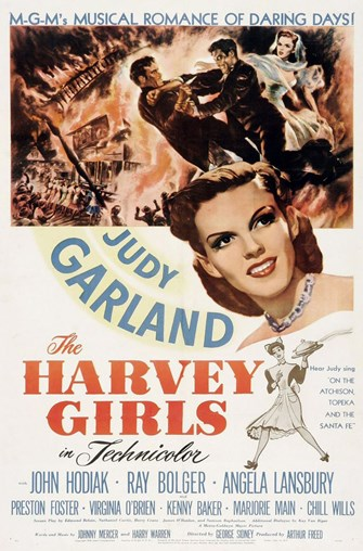 CANCELED - Movie Matinee: The Harvey Girls