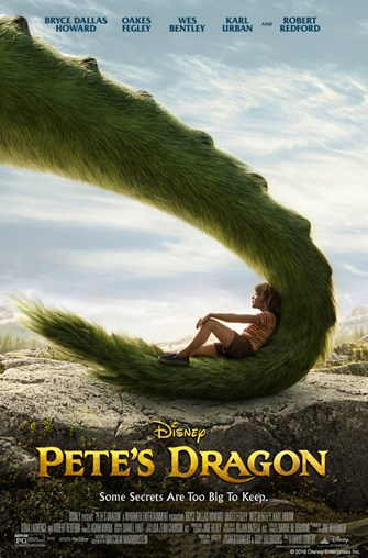 Sunday Movie Matinee: Pete's Dragon