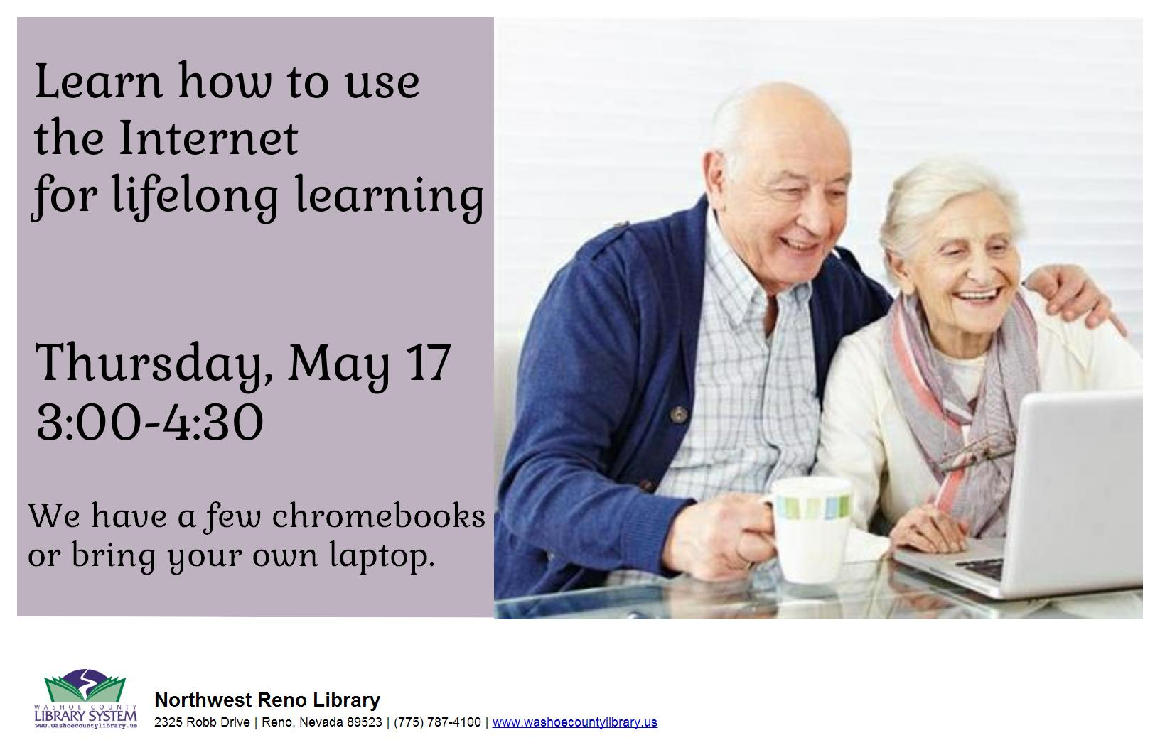 Learn How to Use the Internet for Lifelong Learning