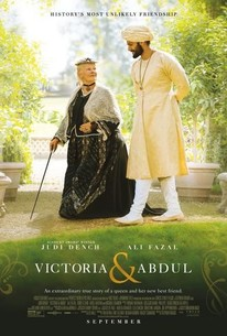 CANCELLED - Movie: Victoria & Abdul