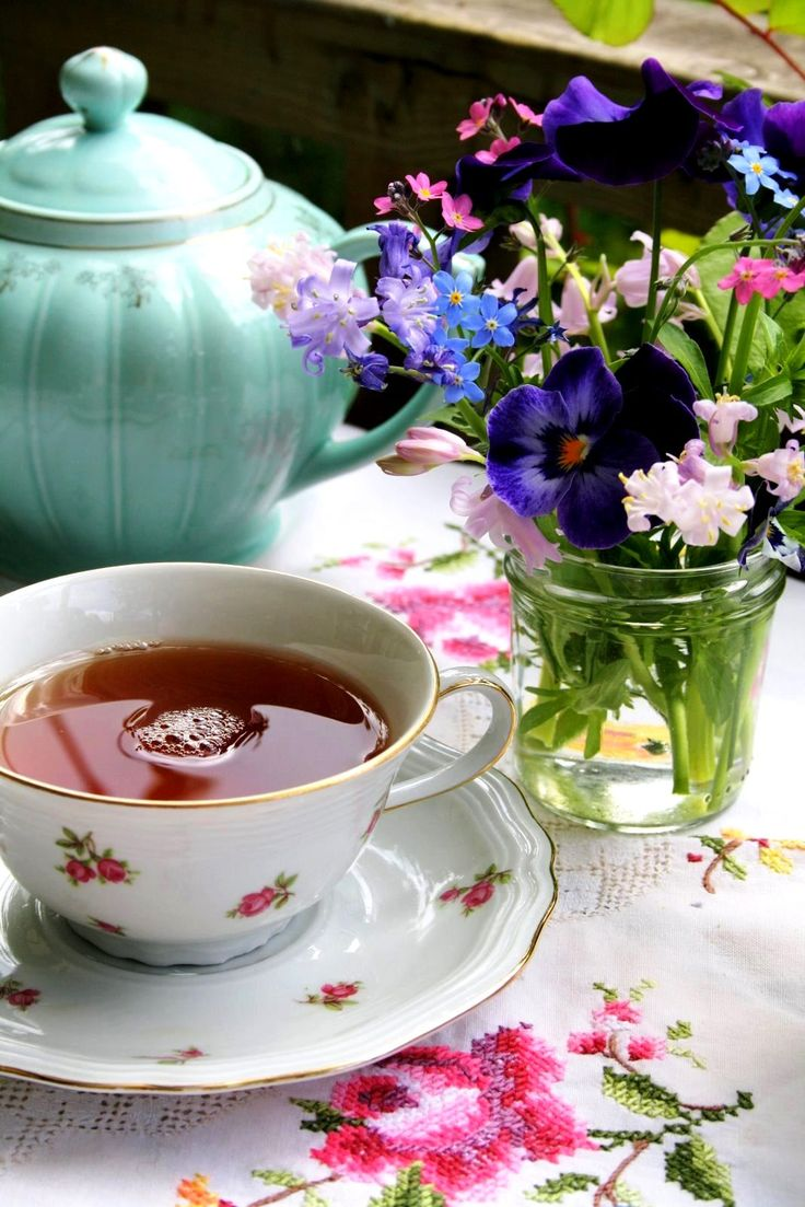 Mother's Day Tea & Storytime
