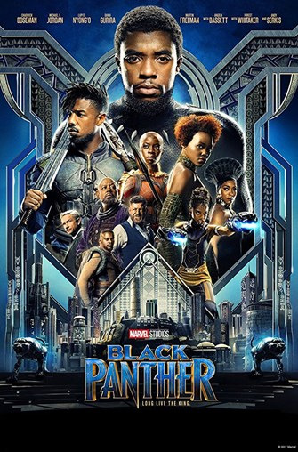 Movie: Black Panther (Spanish Subtitles/Sensory and Family Friendly)