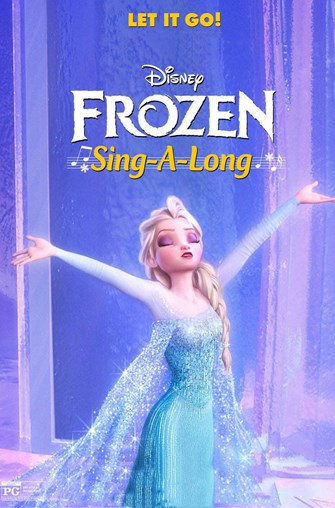 Tuesday Movie: Frozen Sing-Along
