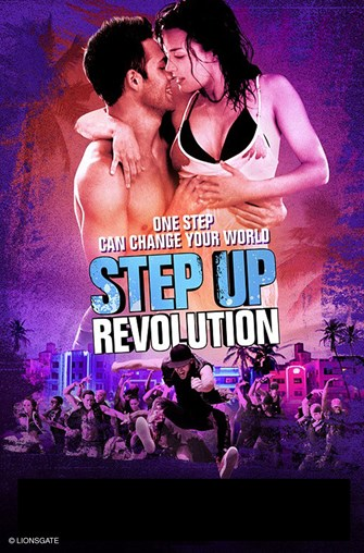 Tuesday Movie: Step Up Revolution (2012)