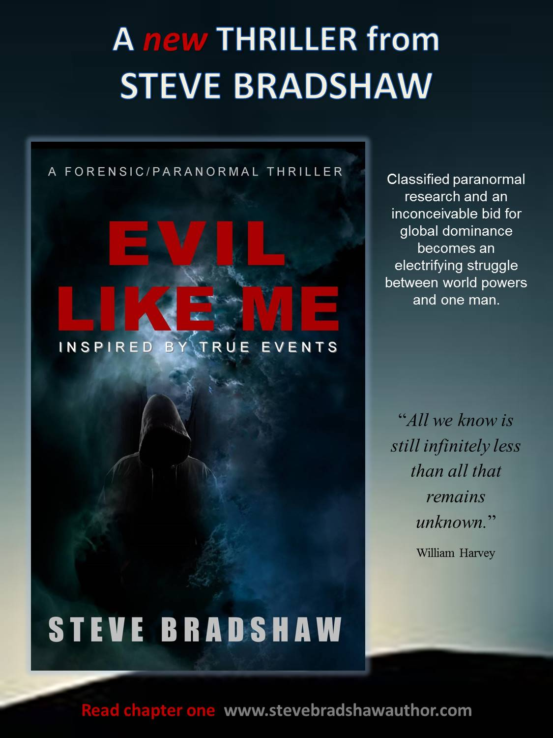 Mystery/Thriller Author Steve Bradshaw's Book Signing