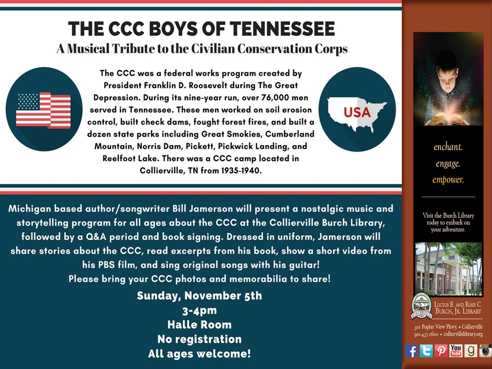 The CCC Boys of Tennessee