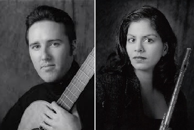 Noontime Concert Series: Steve and Abha Dearing