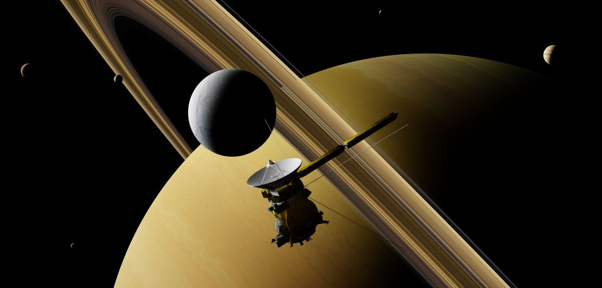 Salute to Saturn: Commemorating the Cassini Mission