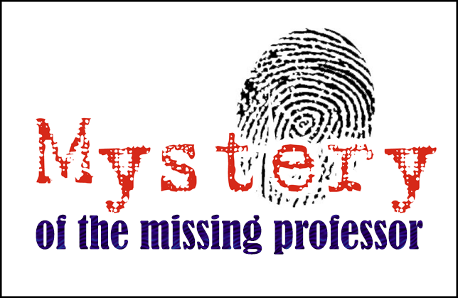 Libraries - Mystery of the Missing Professor