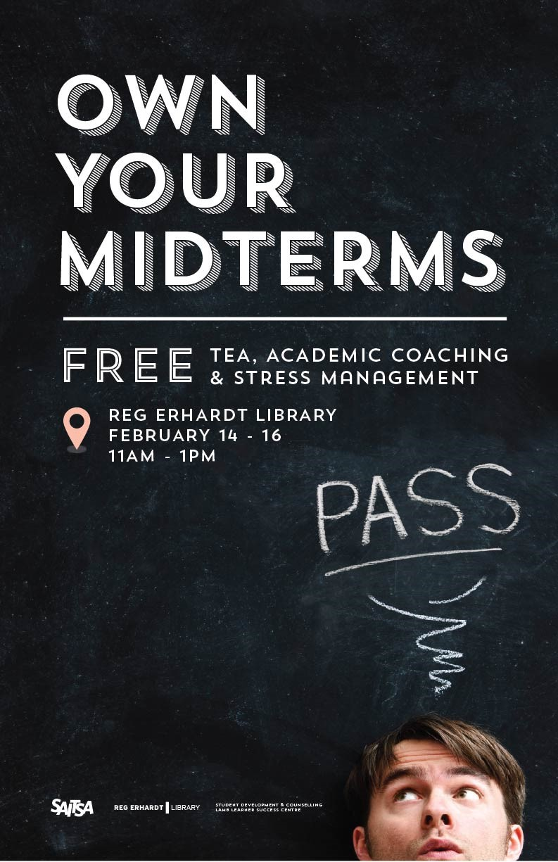 Own Your Midterms