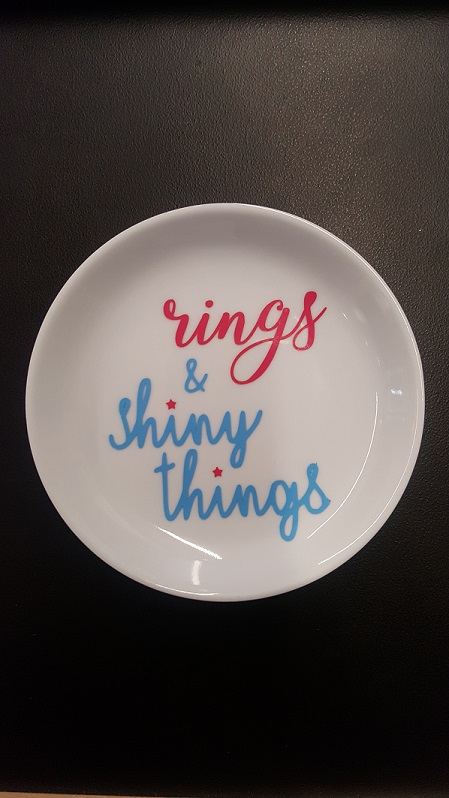 Beginning Silhouette Cameo: Ring Dish (ages 13+)