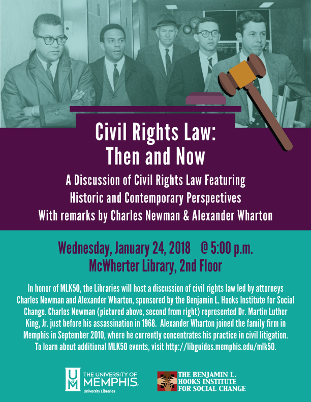 Civil Rights Law: Then and Now