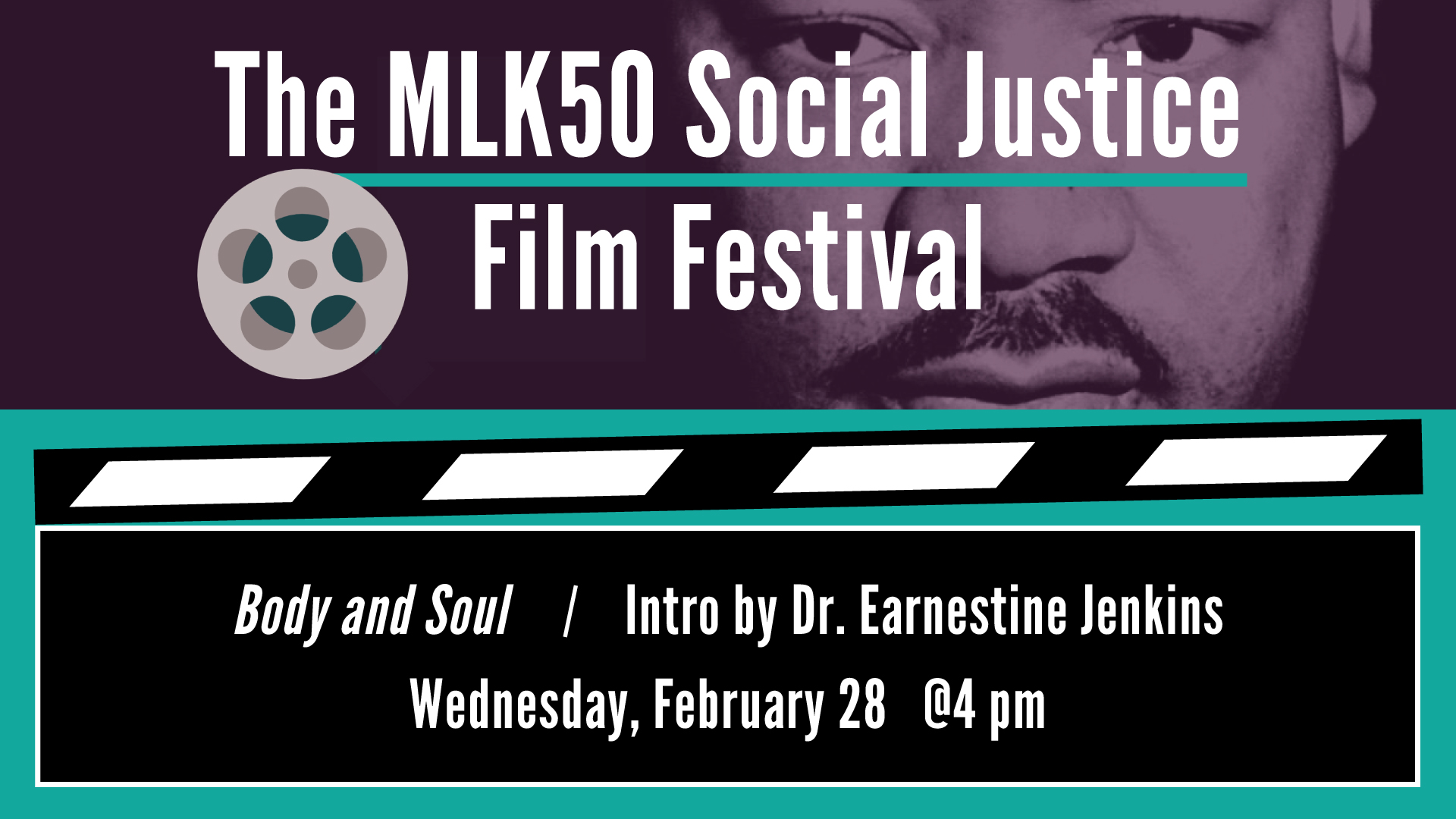 MLK50 Film Festival: Body and Soul