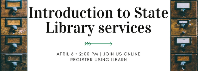 Introduction to Oregon State Library services