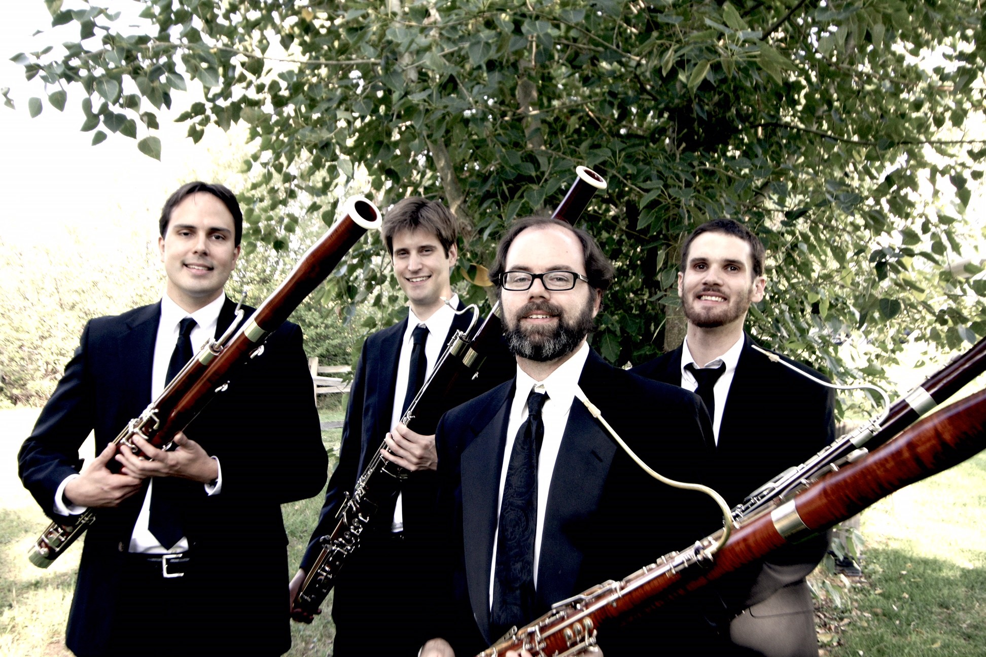 3rd Tuesday Lunchtime Concert Series Presents The Boulder Bassoon Quartet