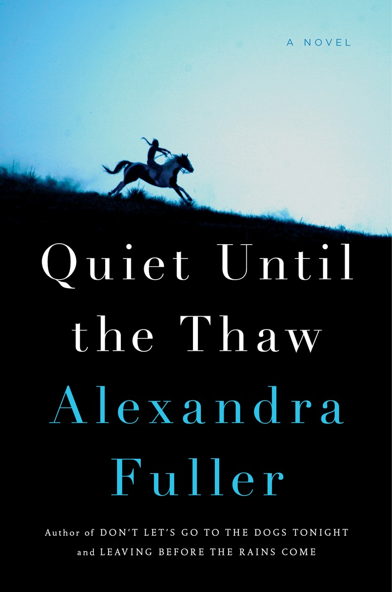 Author Talk: Alexandra Fuller