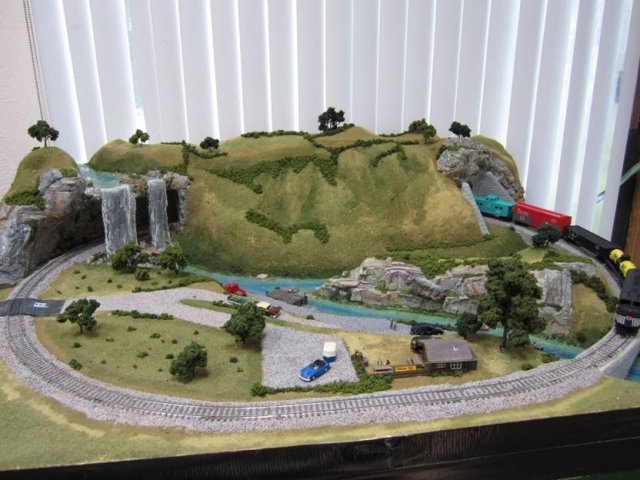 Boulder Model Railroad Club