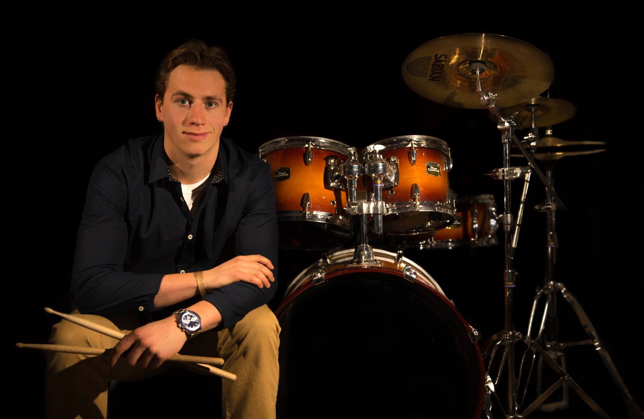 Drum Clinic with Max DeVincenzo