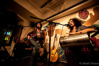 3rd Tuesday Lunchtime Concert Series: Latin Duo 'Daniel y Pedro'