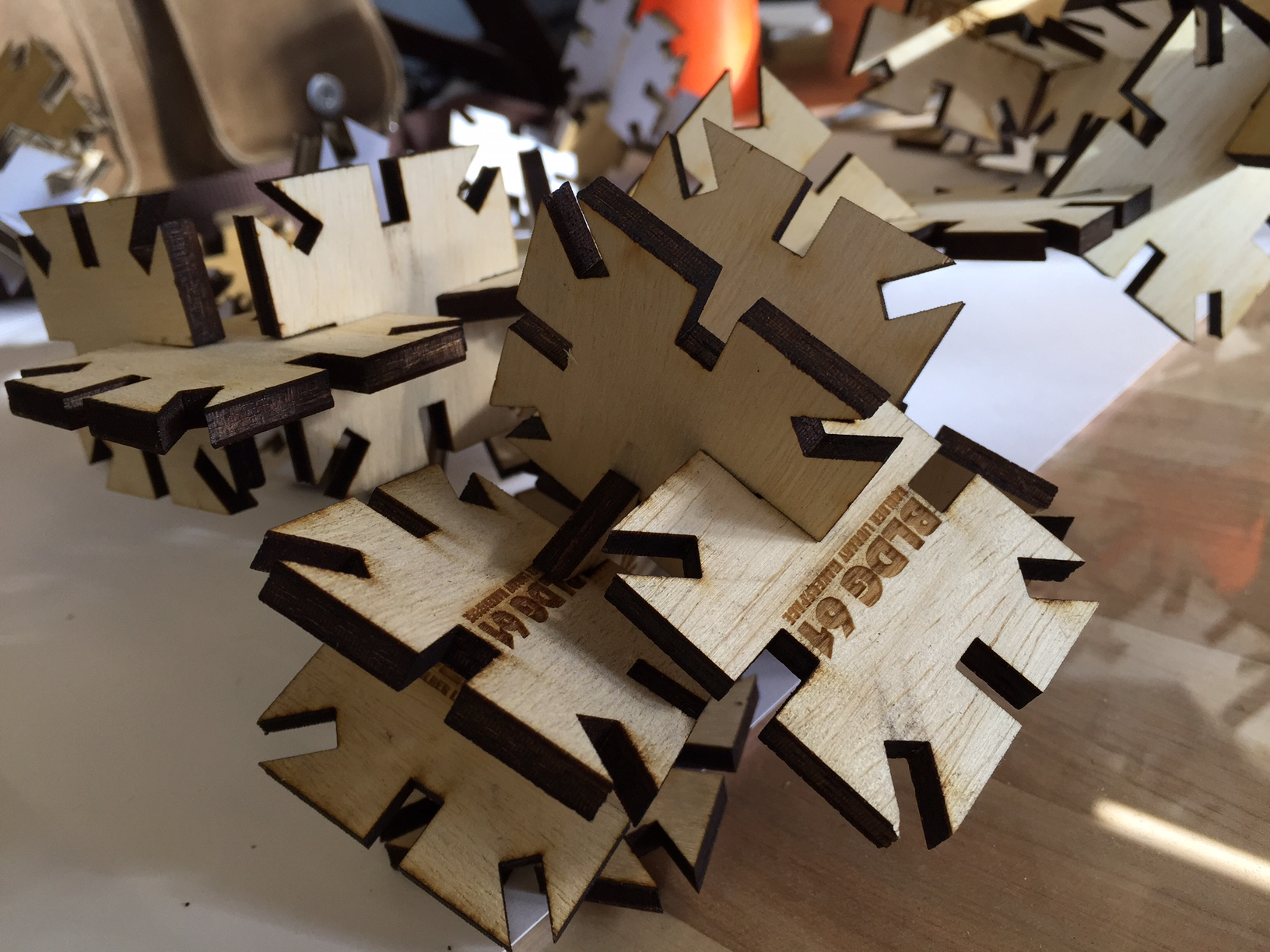 Laser Cutting Guided Practice