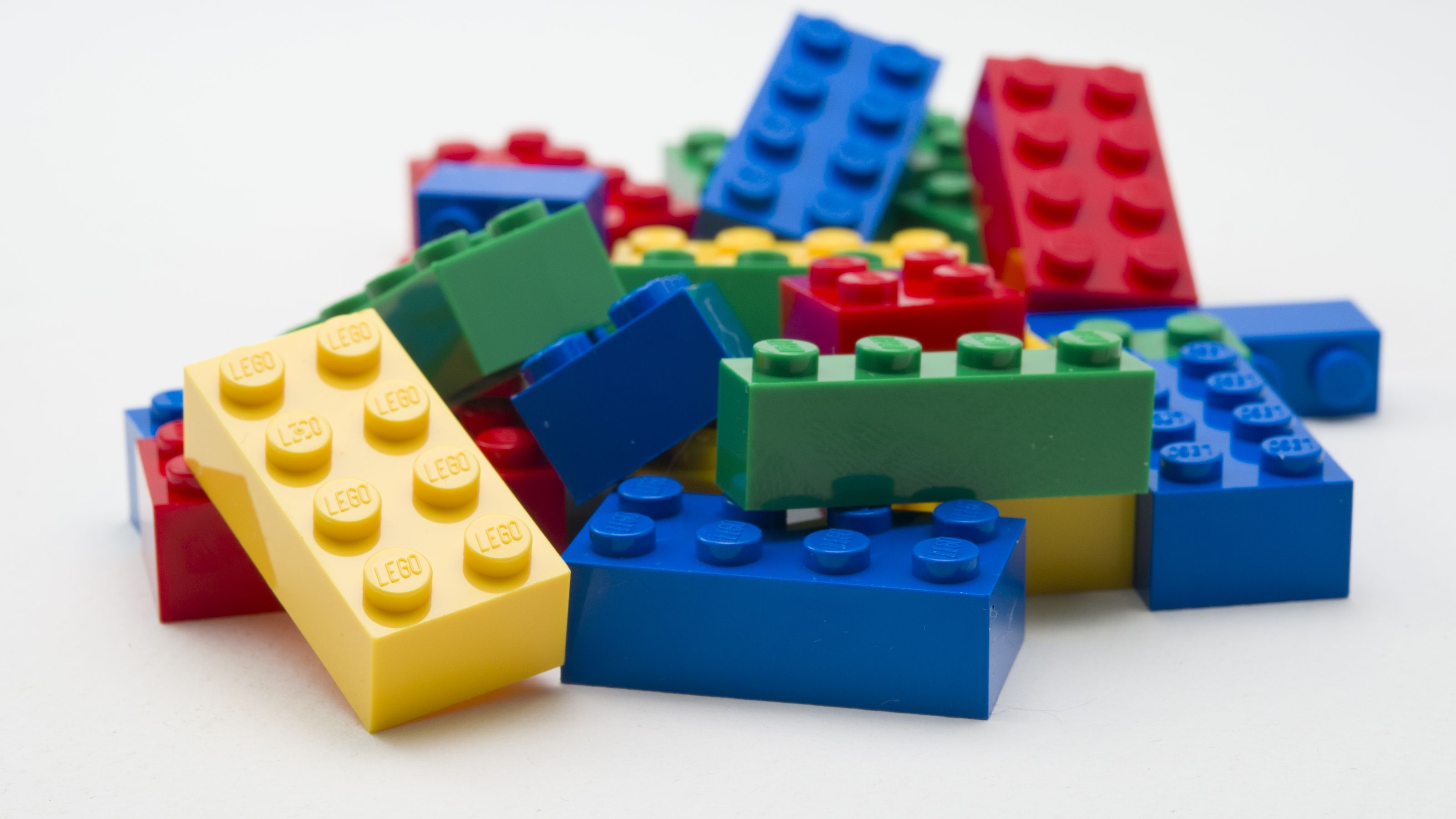 Explore Legos w/ the Whole Family