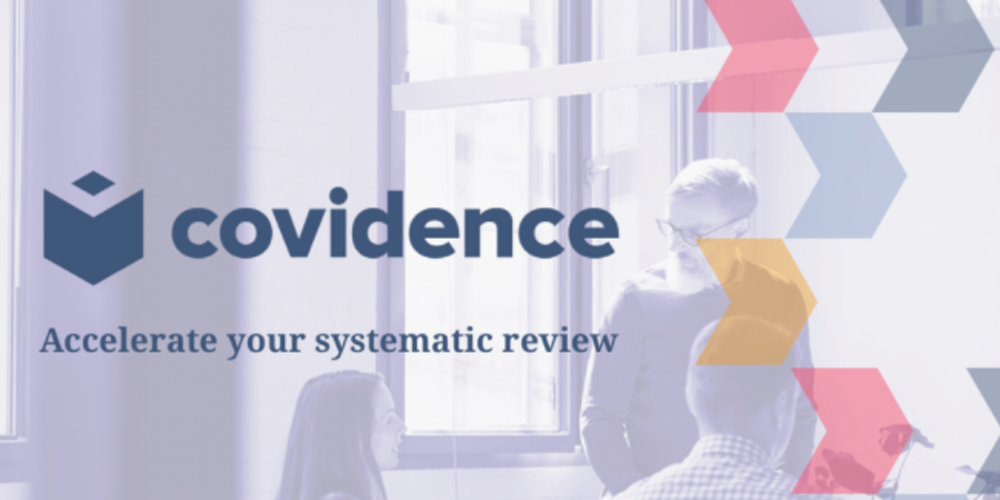 Using Covidence for Systematic Reviews
