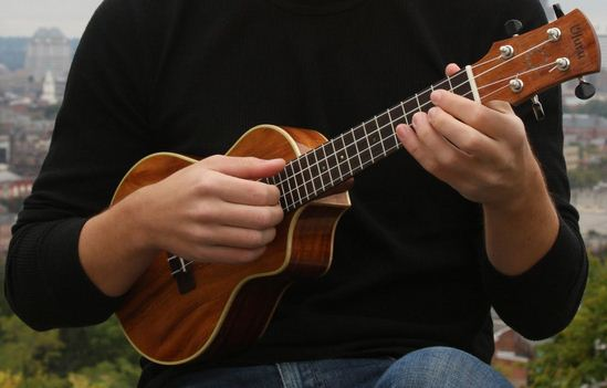 Ukulele Workshop @ Healdsburg Library