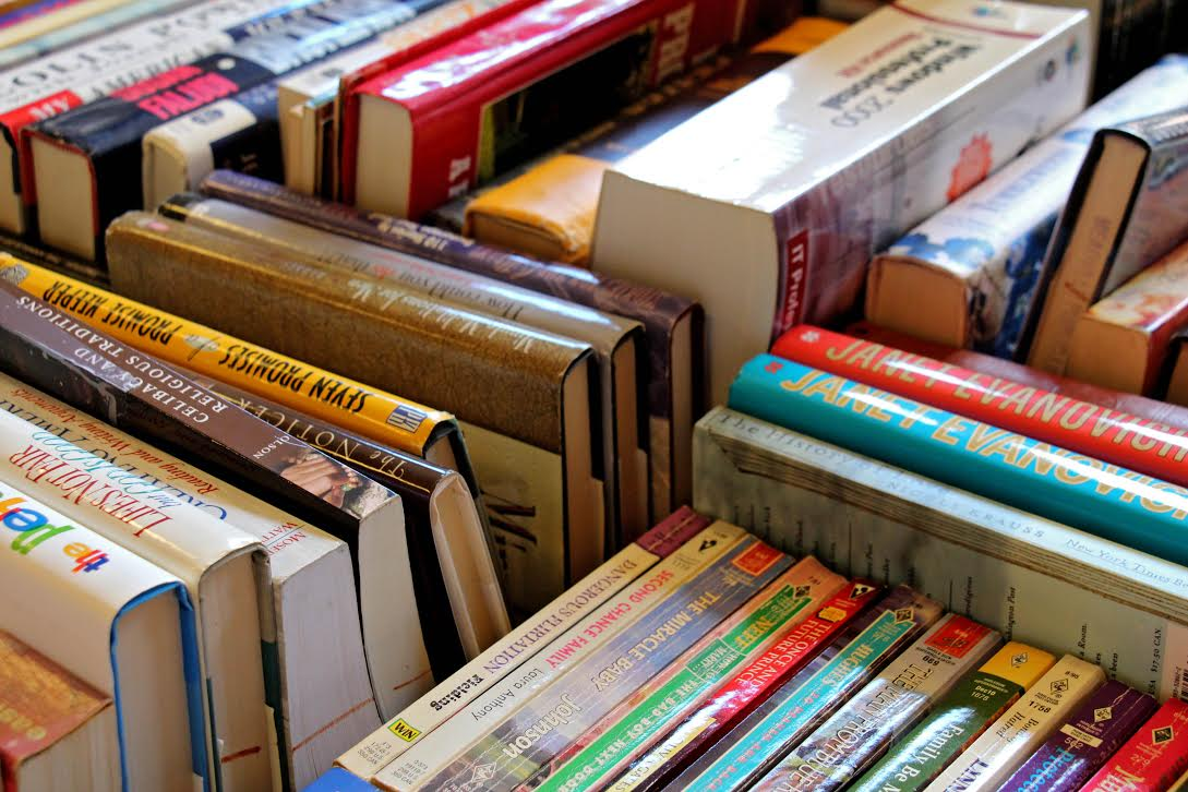 Friends of Healdsburg Library Book Sale