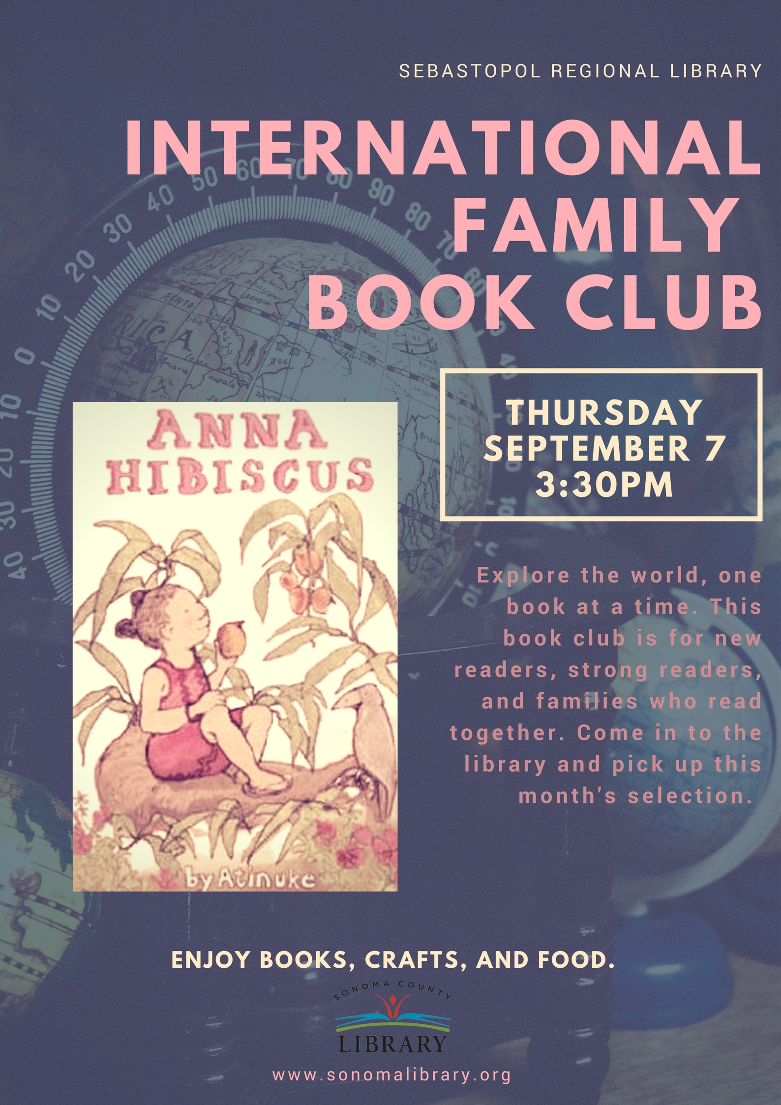 International Family Book Club