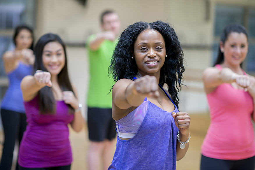 Healthy Living At Your Library: Boot Camp