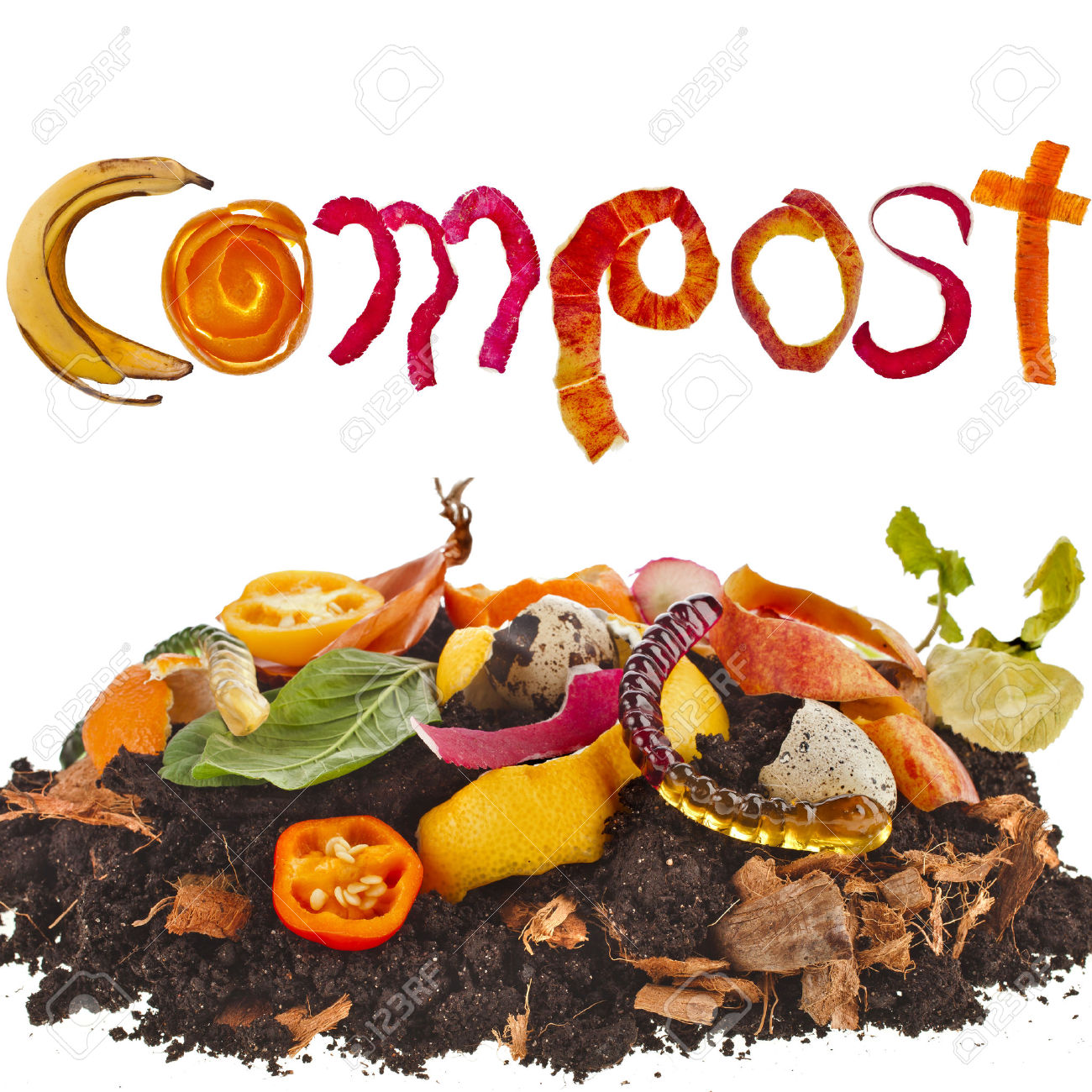 Master Gardeners' Workshop: Composting