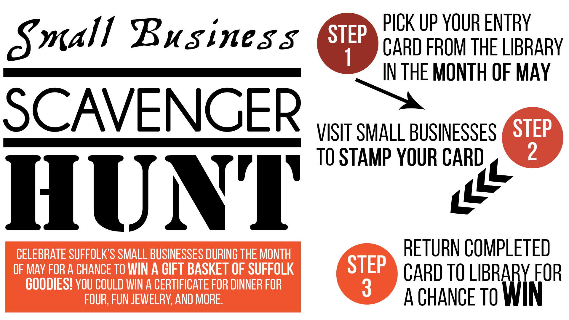 Small Business Scavenger Hunt
