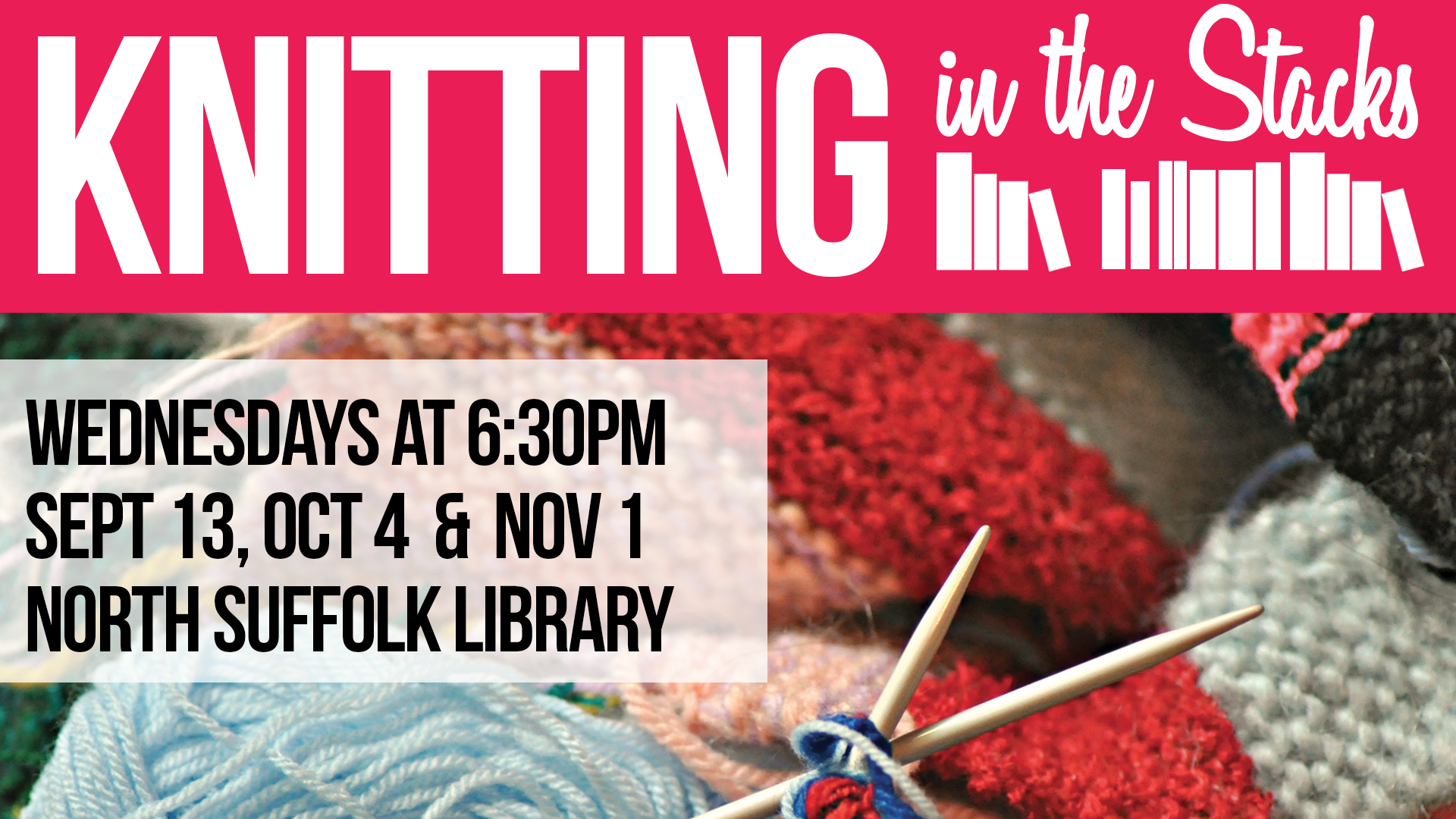Knitting in the Stacks