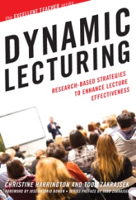 October 2017 Book Group: Dynamic Lecturing