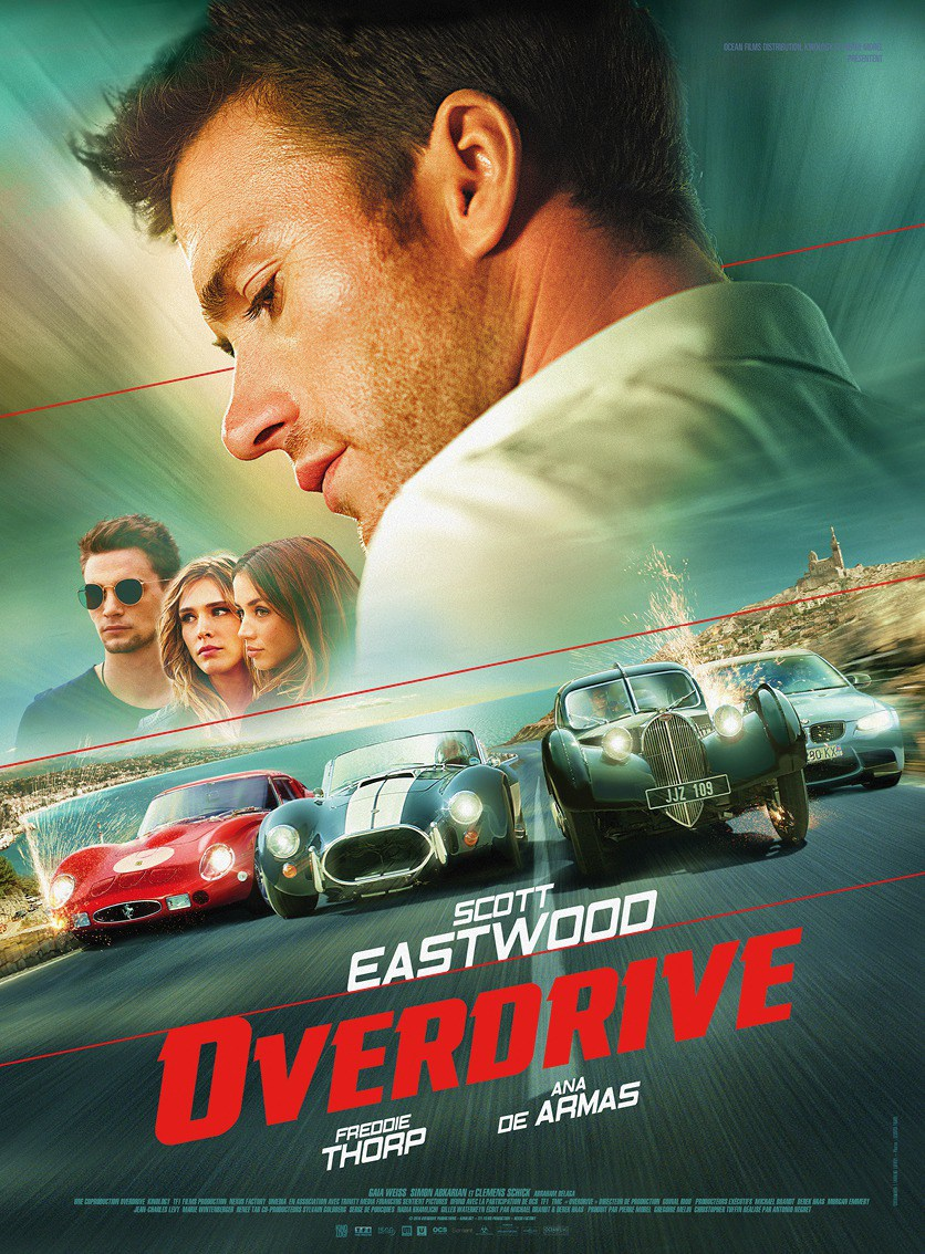 See It First--Saturday Movie Matinee: Overdrive