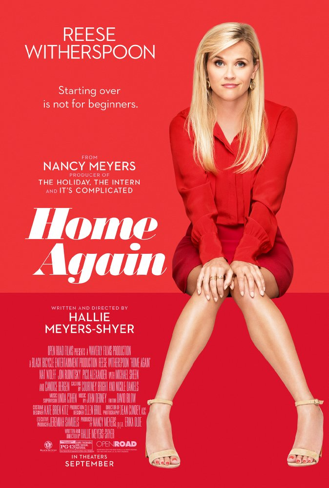 "See It First Saturday Matinee:  ""Home Again"""