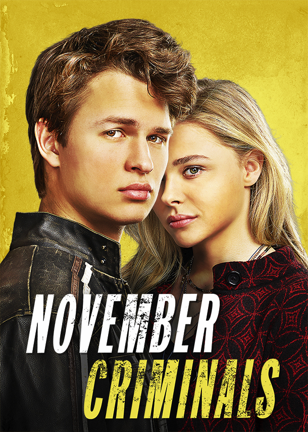 "See It First: Saturday Movie Matinee ""November Criminals"""