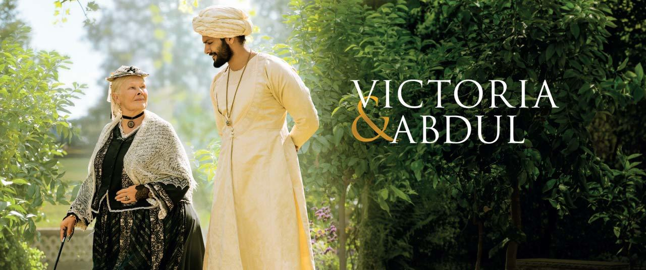 "FIrst Friday Films: ""Victoria and Abdul"""