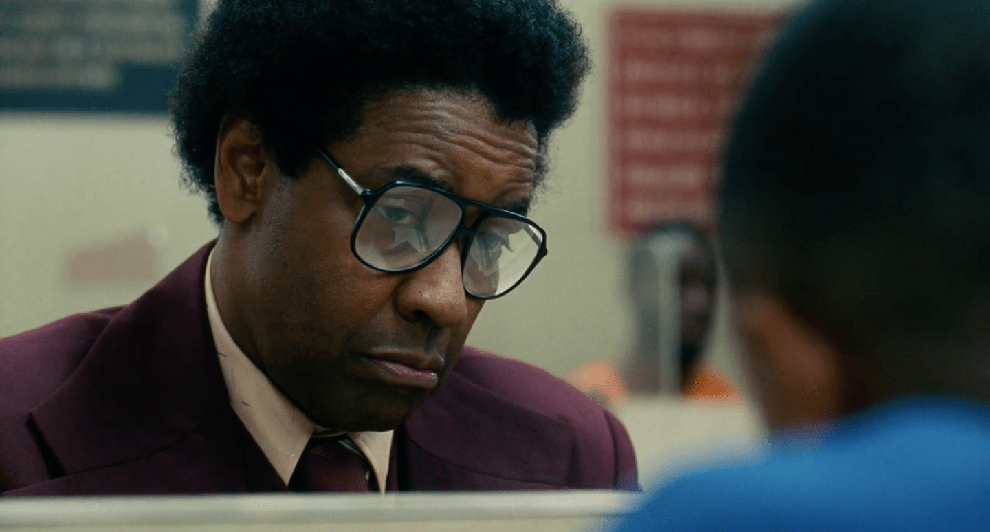 "See It First: Saturday Matinee ""Roman J. Israel, Esq."""