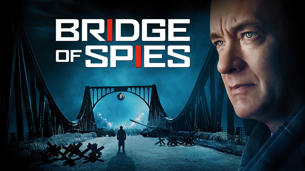 "FIrst Friday Films: ""Bridge of Spies"""