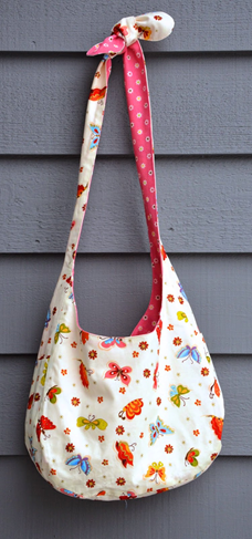 Make Your Own Slouch Bag