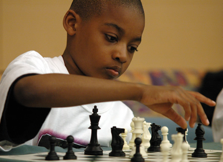 Kids Learn to Play Chess